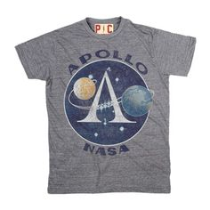Men's NASA Program T-Shirt ($28)