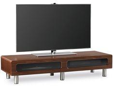 Alphason Ambri ABR1350CB-W 1350mm Wide TV Cabinet