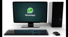 WhatsApp lança versão para Computador (PC)