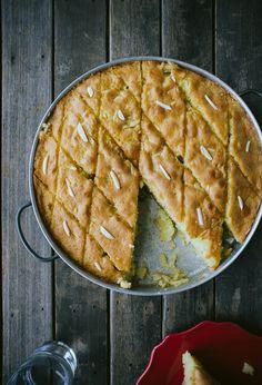 Really Rich Revani Cake