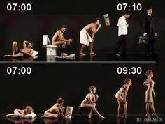 Kobiety vs mężczyźni