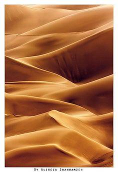 Desert Maranjab , Kashan , Iran