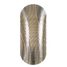 KOOKY Wavy Thin Lines Blue & Gold Wraps