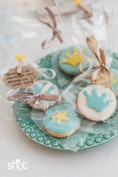 Prince Cookies by Feliz