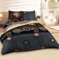 Rimini - Cotton Bed Linen Set (Duvet Cover & Pillow Cases)