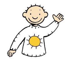 Zondag Jules zon Charlie Brown, Kindergarten, Classroom, Fun, Fictional Characters, Human Body, Cards, Learning, Kinder Garden
