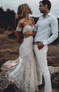 simple lace bridal dress, bodycon mermaid wedding dress, fashion sweetheart lace bridal gown