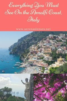 Amalfi Coast, Italy Travel Guide #italytravel