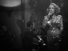 """betweenthebanks: Marleen Dietrich in """"A Foreign Affair"""" (1948). One of my favorites."""