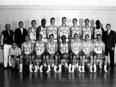1964 that the UCLA Bruins' men's basketball team beat Duke by a score of 98-83 to win the NCAA Division I championship, and complete their perfect 30-0 season.