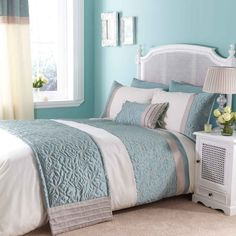 Turquoise Bedroom With Bedroom Bedroom Turquoise Bedroom With Lavish Pintuck Duvet Cover