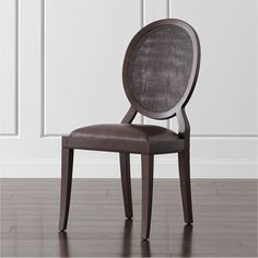 Winnetka Wood Dining Chair - Crate and Barrel