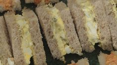 Egg Salad and Pimento Cheese Tea Sandwiches - NBC 26, Augusta-Aiken, Here for You