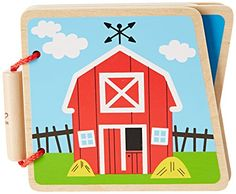 Hape At The Farm Display -- Details can be found by clicking on the image. (Note:Amazon affiliate link)