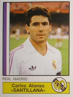 Santillana (Real Madrid)