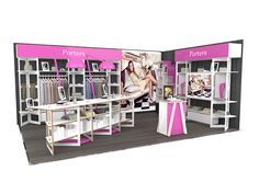 Sheridan has created its Quick Draw Retail Ready furniture as an effective and affordable solution for brands to respond rapidly to opportunities that may arise such as pop-up shops and events.