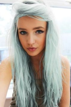 wishlist hair :: mint