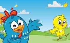 A Galinha Pintadinha é um fenômeno nacional querida por crianças te todos os estados brasileiros.Muitos pais hoje em dia colocam os vídeos da galinha pintadinha no Youtube para mostrar aos seus filhos entre 2 e 6 anos.Selecionamos diversas imagens da Galinha Pintadinha para você:           ...
