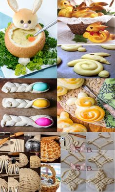 15 of The Most Creative Easter Bread Recipes