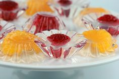 I am going to make these for Greyson's Valentine's Day party next week.  They look super-cute.  :)
