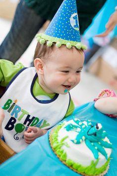 Adorable Under the Sea birthday boy! Water Birthday, Baby Boy Birthday, First Birthday Parties, First Birthdays, Birthday Ideas, Cute Themes, Party Themes, Party Ideas, Under The Sea Theme