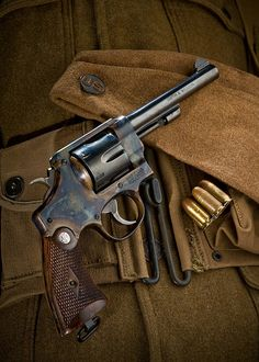 Smith and Wesson Classic Heritage Model 1917 by American Rifleman on Flickr.