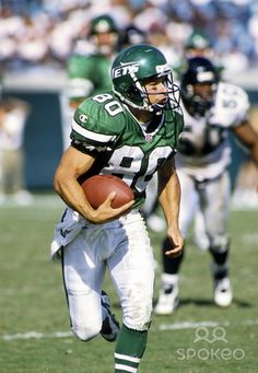 Wayne Chrebet . New York Jets
