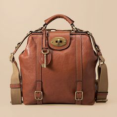 Finally found the perfect brown leather handbag/backpack :) I don't know if I can wait till Christmas to have this!