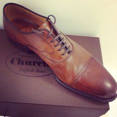 Church's men's shoes