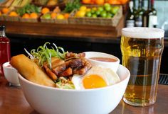 Where Vancouver Bartenders Go For Hangover Recovery Brunches: The Union, 219 Union Street