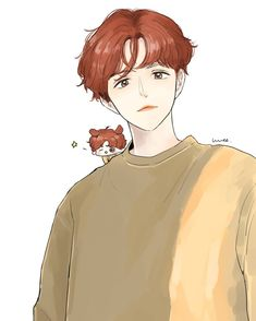 Baekhyun and baekiee😻😻😻😻😻😻😻❤️❤️❤️❤️❤️ . . ©lllee_cb . . #chanbaek#baekyeol #baekhyun #chanyeol #백현 #찬열 #찬백 #chanbaekin2019… Baekhyun Fanart, Chanbaek Fanart, Exo Chanbaek, Baekhyun Chanyeol, Kpop Fanart, Kpop Drawings, Anime Drawings Sketches, Exo Anime, Anime Guys