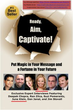 World Experts share actionable ideas and free tools. Buy Paperback at https://www.createspace.com/4141151