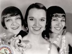 Louise Brooks with Sisters G from God's Gift To Women.