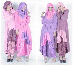 trend fashion baju muslim modern terbaik terbaru