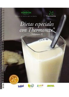 Dietas especiales con Thermomix II.