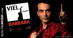 Viel chante Barbara, tous les lundis de juin 2013 à l'Essaïon à Paris