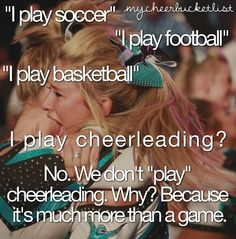 Awesome cheerleading quotes, inspiring, motivational, sayings, basketball Best Quotes Life Cheer Qoutes, Cheerleading Quotes, Gymnastics Quotes, Cheerleading Stunting, Cheer Sayings, School Cheerleading, Olympic Gymnastics, Tumbling Gymnastics, Gymnastics Training