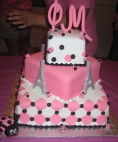 Sorority Cake