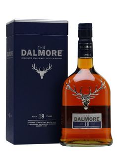 An evolution of The Dalmore house style, this 18 year old expression harnesses bolder notes. A robust and formidable whisky, The Dalmore 18 year old showcases the result of extended maturation and the influence of the wood.