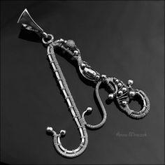 A LIKE ANNA - pendant I by AnnaMroczek.deviantart.com on @deviantART