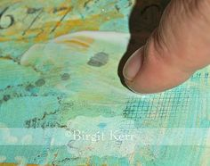 A  quick and easy way to transfer some print material to your art journaling pages, that I came across mostly by accident and have since us...