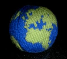 PLANEETTA MAA  For the globe-trotter, the hacky sack payer or juggler. Or children and pets of same.