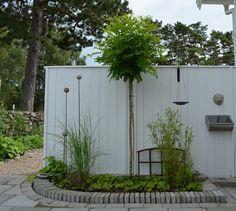 Home And Garden, Outdoor Decor, Garden Deco, Garden Makeover, Kungsbacka, Garden Wall, Garden Architecture, Outdoor Living, Dream Backyard