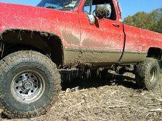 Chevy. my favorite style LOVE when trucks looked like a Truck now new trucks look like sissy trucks