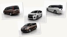All Cars NZ: 2013 Toyota Noah and Voxy Concepts