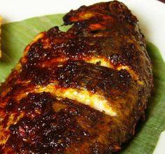InFemale: Resep Ikan Bakar Kecap