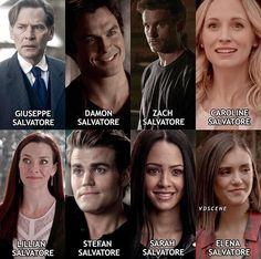 The Vampire Diaries: The Salvatores