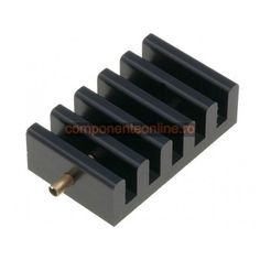 Radiator capsule TO218, TO220, TO247, TO248, TO3P, 20x10x33mm - 006308