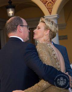 Réception pour le 56° Festival de Télévision de Monte-Carlo -© Palais Princier - 01