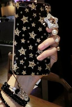 Fashion Star Iphone 6, iphone 6 plus, iphone 7 & iphone 7 plus protective case for cute teen girls